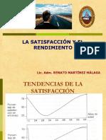 La satisfacción y el rendimiento.ppt