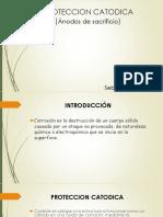 Exposicion proteccion catodica