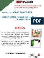 Toxicidad Por Etanol