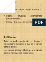 Difusores AA Pte 2 Clase 7
