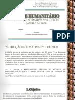 Seminário Abate Humanitário - Tec. de Carnes