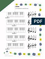 Find Starting Notes Lev 2