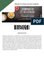 Cupon 2 x 1 Starbucks - Msunlpjyx6