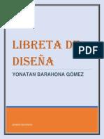 Libreta de Diseña yonatan barahona gomez