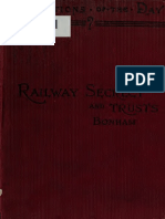 Railway Secrecy Tr 00 Bon Hrich