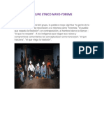 Grupo Étnico Mayo-yoreme