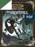 Fantastic Locations - Frostfell Rift