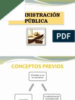 MAT - Administración Pública