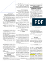 CREF13 Quantidade de Inscrições Homologadas