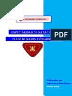 Especialidad Natación Presentación