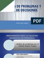 Análisis de Problemas y Toma de Decisiones-1