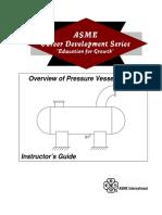Mechanical Engineering - Overview Of Pressure Vessel Design Asme.pdf