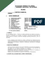 SILABO GESTIÓN COMERCIAL