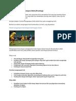Teknik Dasar Permainan Sepak Bola.docx