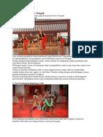 Tarian Nusantara di Indonesia