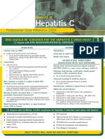 Primary Care Management of Chronic Hepatitis C Professional Desk Reference