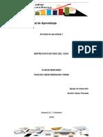 Matriz DOFA- Estudio Del Caso