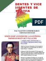 presidentes y vicepresidentes de bolivia.pptx