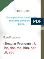 More Pronouns