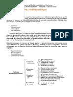 Métodos de Descripción y Análisis de Cargos Enviar