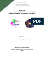 Laporan Klinis RSSA FIX