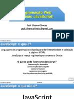 PW01 - Revisão JavaScript