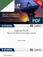 Especial PC SP agente de telecomunicacoes.pdf