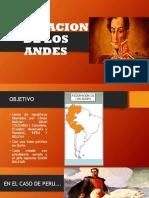 Federacion de Los Andes