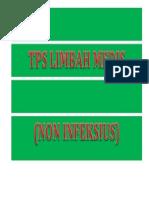 Label Tps Non Infeksius