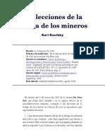 Las lecciones de la huelga de los mineros.doc
