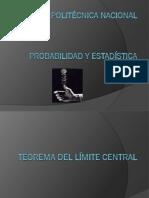 Ejemplo de Aplicación Del Teorema Del Límite Central