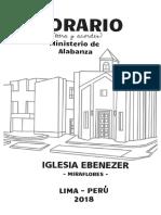 CORARIO EBENEZER - REVISION A