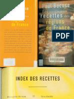 eBook - Cooking - Bocusse - Les 50 Meilleures Recettes Des Regions de France