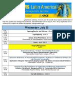 PIMS LatinAmerica Technical Program