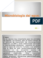 Microbiología Del Agua Todas
