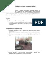 Carga eléctrica de las partículas de emulsión asfáltica