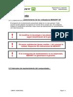 Manual de Mantenimiento - Voltedora 4300SP (Esp)
