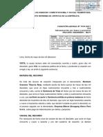 Casación Laboral 7994-2017 Ica - Naturaleza de La Indemnización Por Enfermedad Profesional - Compilador José María Pacori Cari
