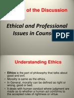 Etika Profesionalism