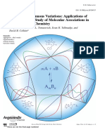 Method of Continuous Variations_ Applications of Job Plots to the Study of Molecular Associations in Organometallic Chemistry