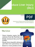 Drug Induce Liver Injury