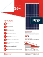 Solar Module 72 Poly
