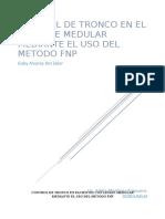 Control de Tronco en Pacientes Con Lesion Medular Mediante El Uso Del Metodo Fnp