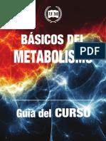 Guia Basicos Del Metabolismo