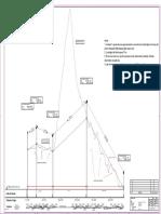 Túnel Verónica-Variante 1_Perfil Longitudinal