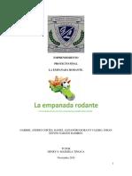 La Empanada Rodante.