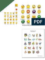 Emoji Verb