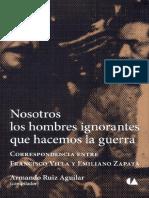 Nosotros Los Hombres Ignorantes Que Hacemos La Guerra.pdf