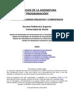 Ejercicios Programacion Largos.doc