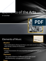 elementsofthearts-130414224813-phpapp01